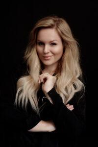 Justyna Ł. Bień - Fotograf, Autorka